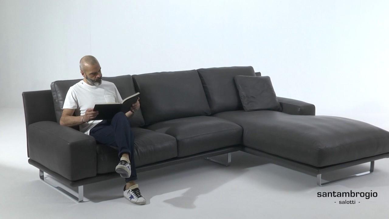 Fabbrica Divani A Brescia divano moderno time: vendita divani moderni | divani