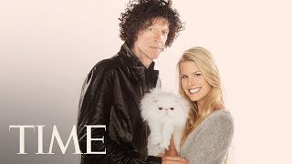 Beth & Howard Stern Love Fostering Cats: They're Using Their $90 Million Fortune To Save Them | TIME