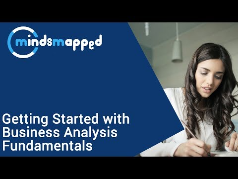 Getting Started with Business Analysis Fundamentals