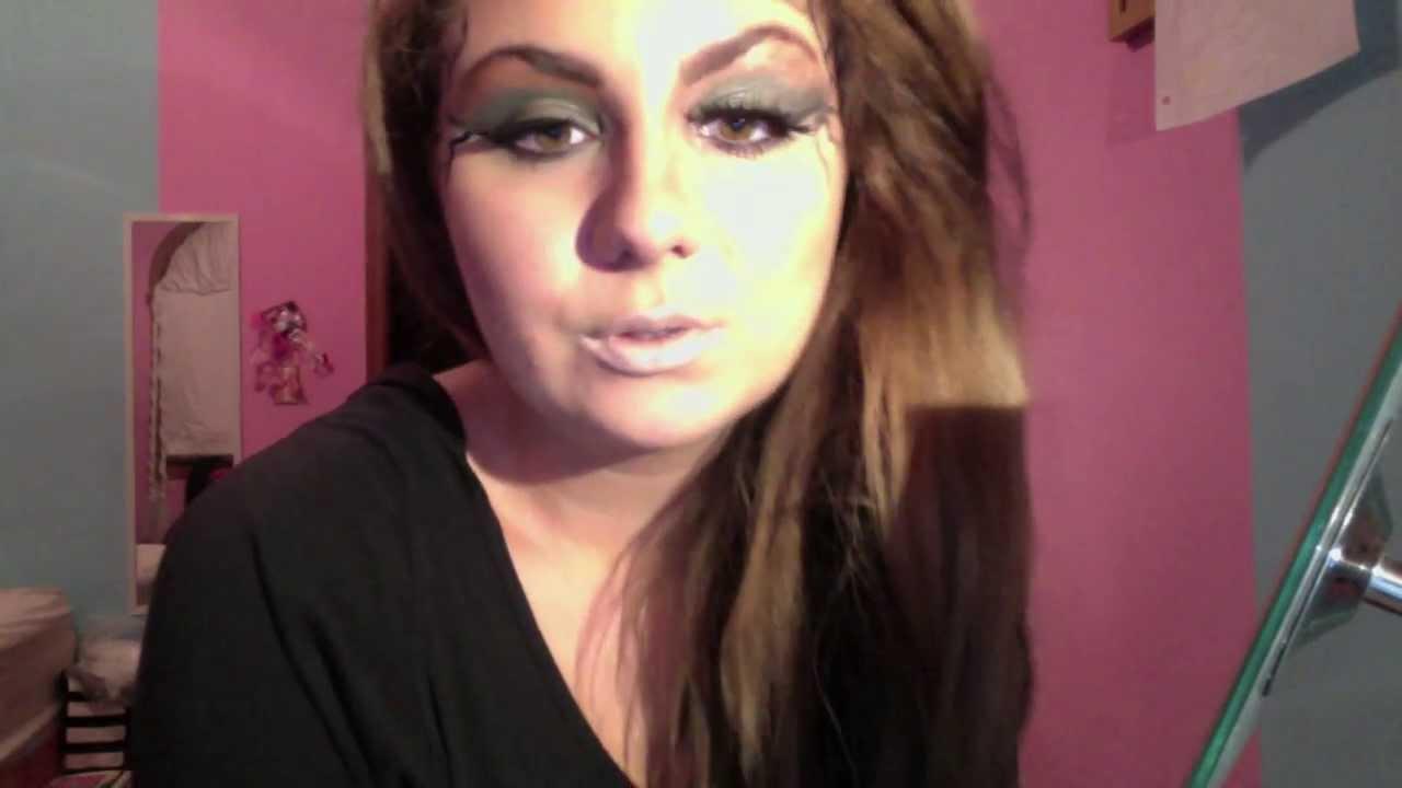 Catching Fire Johanna Mason Inspired Two Part Makeup ...
