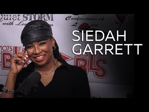Siedah Garrett Talks Writing