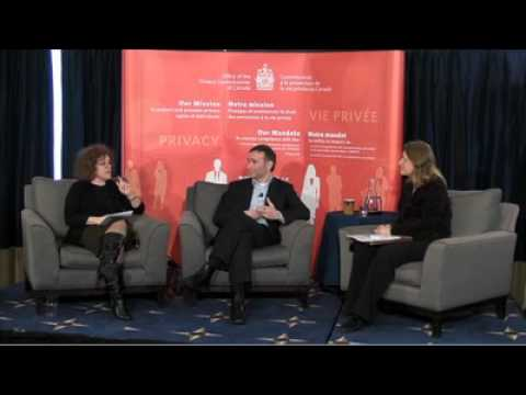 Insights on Privacy - Christena Nippert-Eng and Alessandro Acquisti