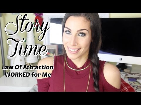 Story Time | Law Of Attraction | My First EVER Manifestation