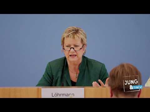 Grüne nach der NRW-Wahl: Katrin Göring-Eckardt & Sylvia Löhrmann - BPK vom 15. Mai 2017