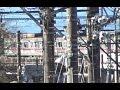 東急長津田駅を出発する田園都市線急行中央林間行き営団8000系