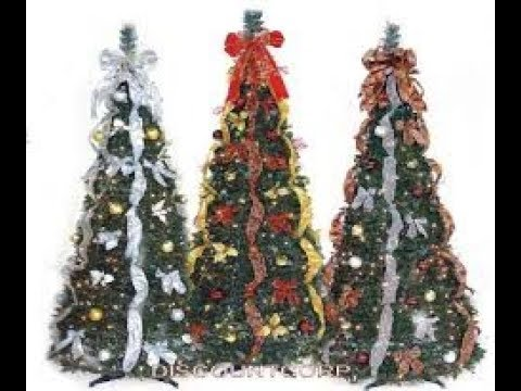 Christmas Tree Decorations Asda