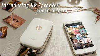 HP lanza 'Sprocket', una impresora de bolsillo