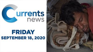 Currents News full broadcast for Fri, 9/18/20 (Catholic news)