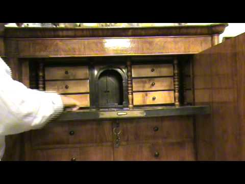 A Furniture With Hidden Secret Drawers Youtube