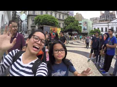 Hongkong - Macau - Shenzhen 2015   GoPro VLOG!
