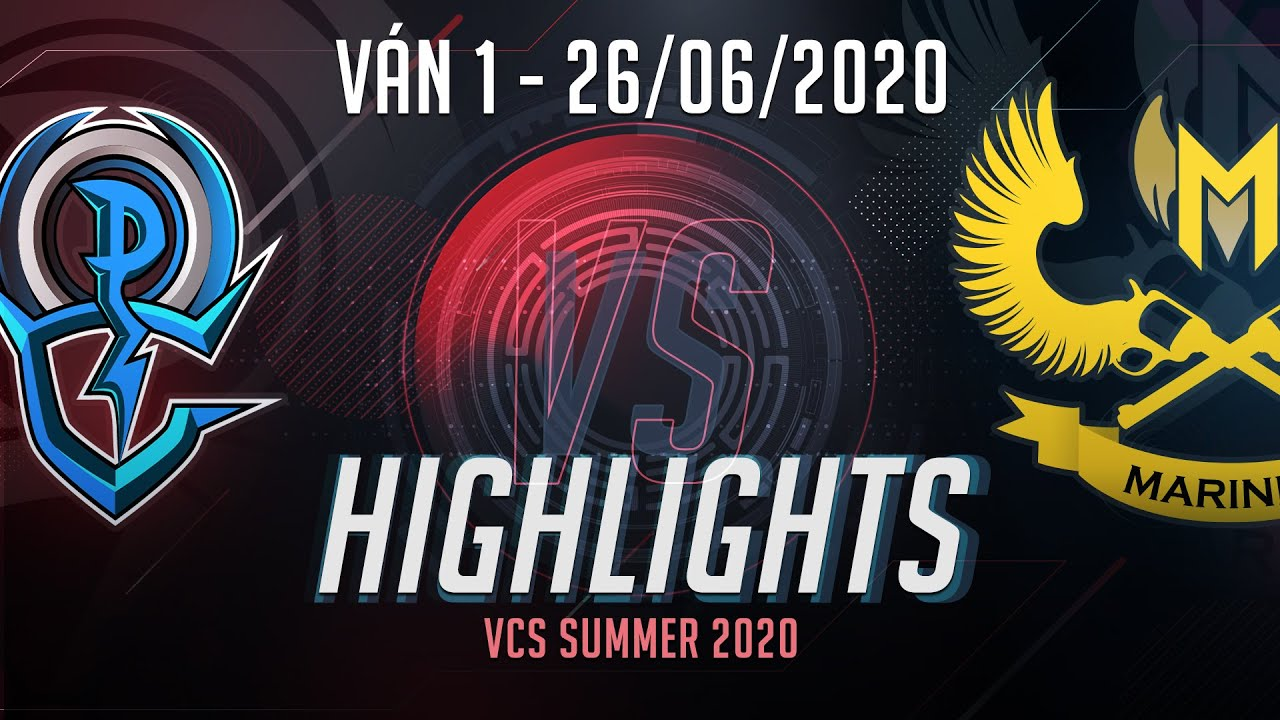 Highlights OPG vs GAM [VCS 2020 Mùa Hè][26.06.2020][Ván 1]