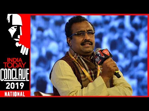 Kashmir Unplugged : Ram Madhav Exclusive At India Today Conclave 2019