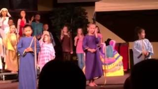 "Brookwood Baptist Children's Choir -Camel Lot ""Joy to the W"