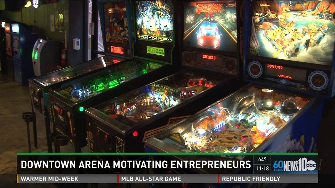 The Story Behind Coin Op In Downtown Sacramento