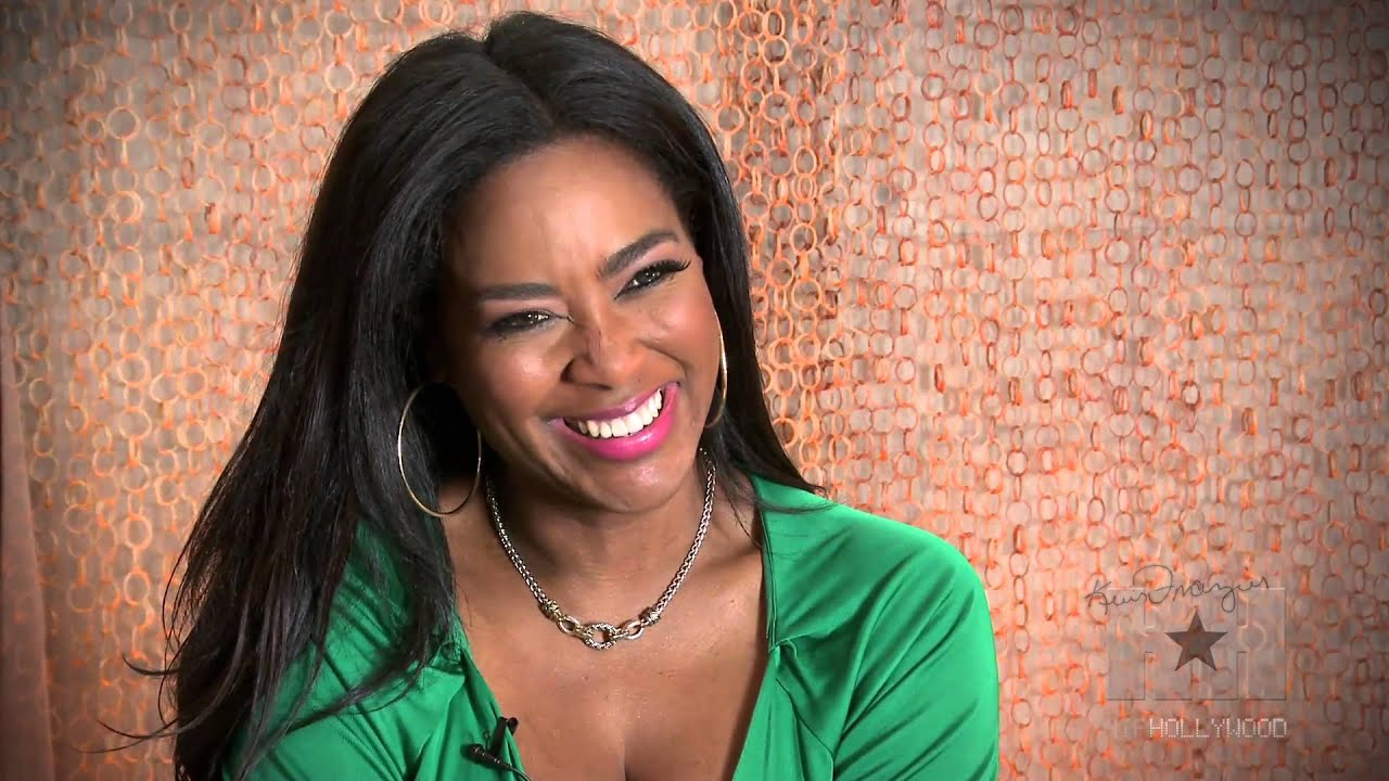 Exclusive Kenya Moore Dishes On New Hair Care Line Hiphollywood