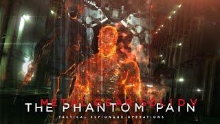 Metal Gear Solid 5: The Phantom Pain - E3 2015 Trailer #2 (60fps) [1080p] TRUE-HD QUALITY