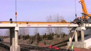 Method Of Construction: Beam/girder Bridge