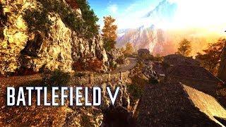 Battlefield V: Official New Marita Map Trailer | E3 2019