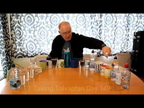 Taking Tolvaptan (Jynarque) - Day 149 - for Polycystic Kidney Disease (PKD)