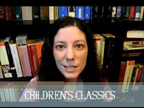 Bookshelf Tour, Part 2.5: Children's Classics