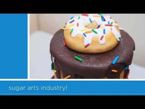 Spotlight on Edible Arts at Creativation 2018