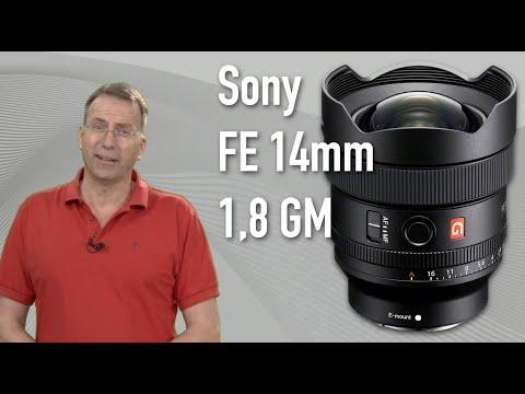 Sony 1,8/14mm G-Master, Vorstellung und Hands-On!