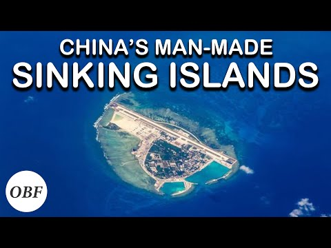 Why China's Man-Made Islands Are Sinking