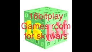 Roblox How to get armor by joining 16bitplay games group on SkyWars