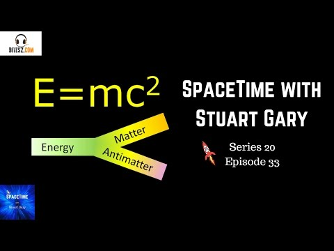 New evidence for antimatter in space - SpaceTime with Stuart Gary S20E33