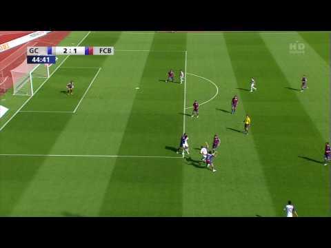 Zurich Grasshoppers vs FC Basel Highlights HDTV
