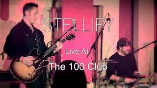 Is This Love? - Stellify / Live at The 100 Club [7/7]