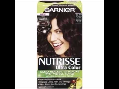 Nutrisse Permanent Haircolor Reflective Auburn Black Bl 26 1 Ct Pack Of 3