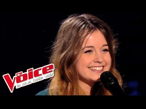 Raphaël – Caravane | Leïla Huissoud | The Voice France 2014 | Blind Audition