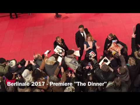 Berlinale 2017 - Premiere The Dinner