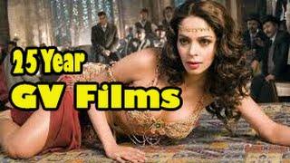 Mallika Sherawat - Shweta - Rashmi Desai - Anu Malik - 25 Years Celebration Of G V Films !!!