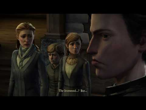 Telltale Game of Thrones: All Ramsey Scenes