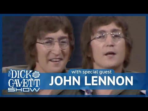 John Lennon On Why The Beatles Ended | The Dick Cavett Show