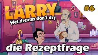 Leisure Suit Larry #6 | die Rezeptfrage | wet dreams don`t dry | Let`s Play | deutsch