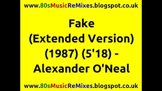 Fake (Extended Version) - Alexander O