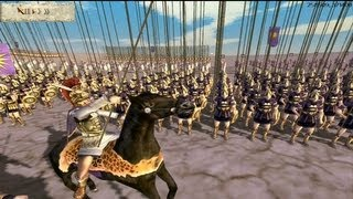 Alexander The Great: The Battle Of Gaugamela [Alexander Total War-CinematicStyle] By Magister