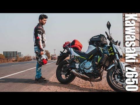 Mumbai to Bangalore | My First Solo Ride
