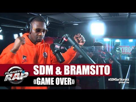 Youtube: SDM«Game Over» ft Bramsito #PlanèteRap