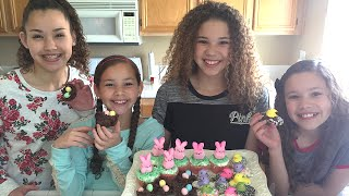 Easter Yummies!  (Haschak Sisters)