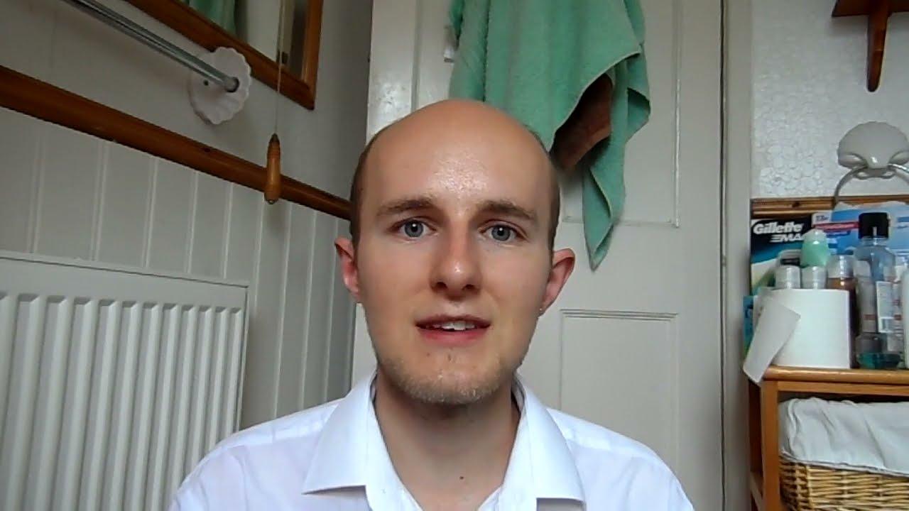 Ugly shaved tube