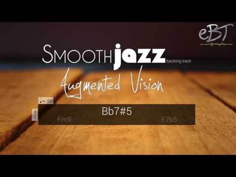 Smooth Jazz Backing Track in Eb Minor   100 bpm