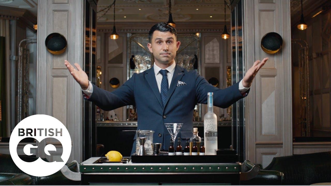 The Connaught Bar - Winner Belvedere Best Bar  x Veuve Clicquot UK Food & Drink Awards 2020