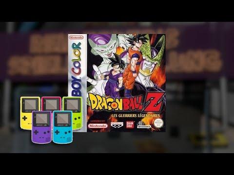 Gameplay : Dragonball Z Legend�re Superk�mpfer [Gameboy Color]
