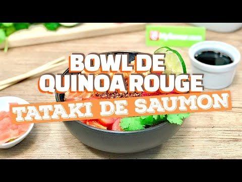 bowl-de-quinoa-rouge-et-tataki-de-saumon-(recette-rapido)