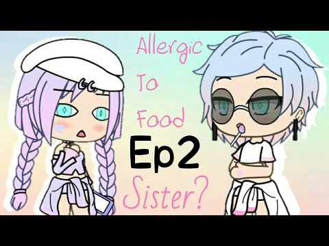 ♥️~ Allergic to food?! turn to not allergic😱~Ep2~♥️special 80k♥️