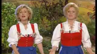 Maria & Margot Hellwig - Das Kufsteinlied 2003